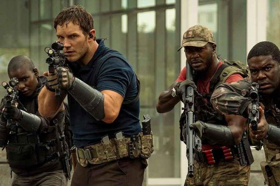 A Guerra do Amanhã com Chris Pratt, novo filme da Prime Video