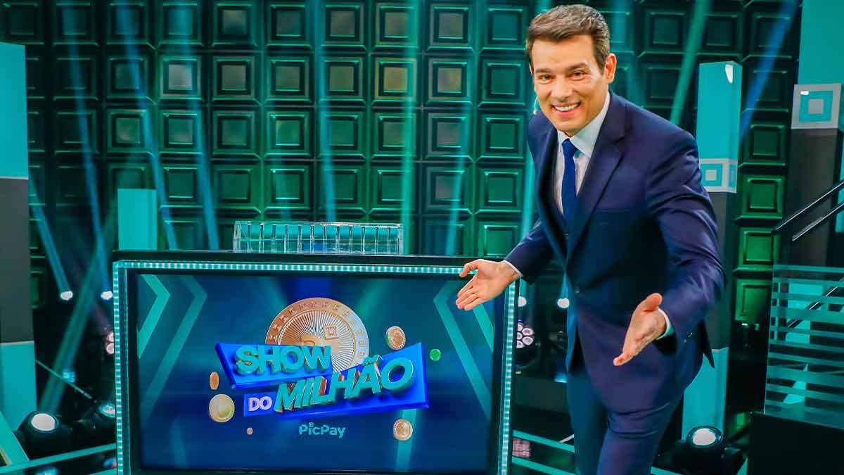 Show Do Milhão com Celso Portiolli