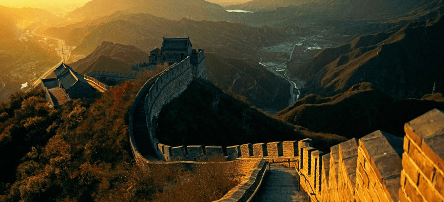 great wall poetry