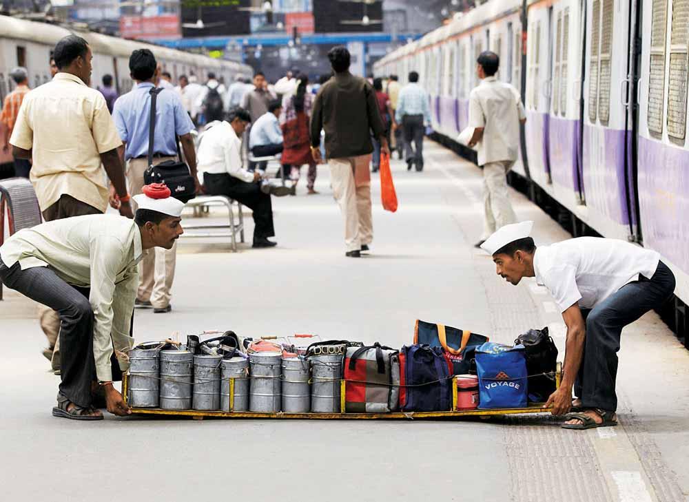 Image result for mumbai dabbawala