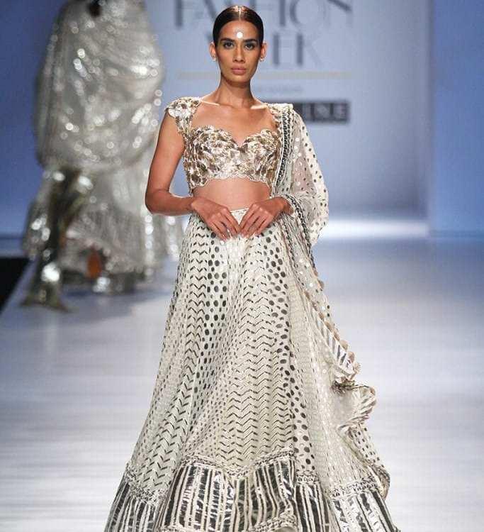 amazon india fashion week - autum winter 2017, dabiri