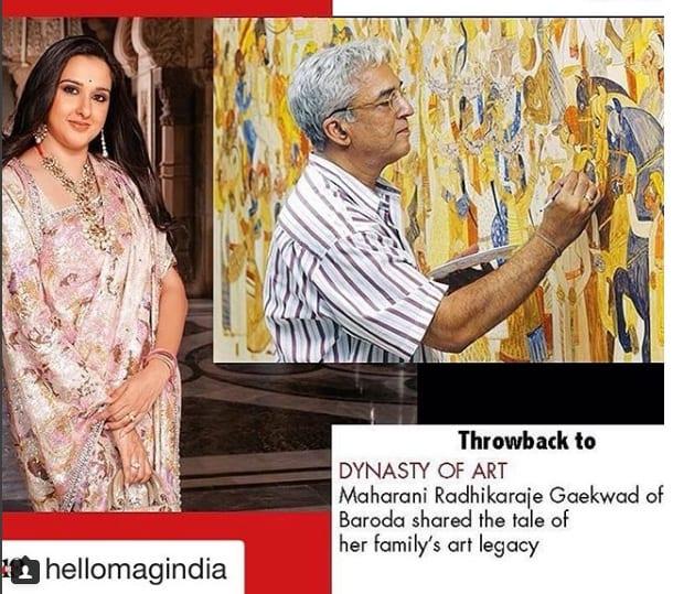 Dynasty of art