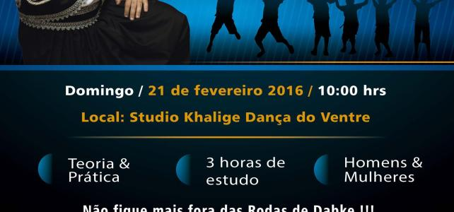 Workshop de Dabke Yalla Shabab