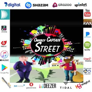 Street By Captain promo cover