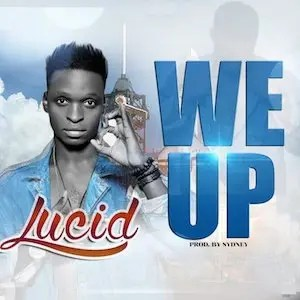 WE UP - LUCID cover small