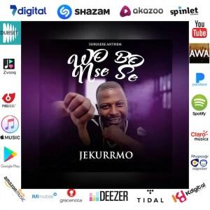 Wo-Bo-Nse-Se - Jekurrmo (EP) 600