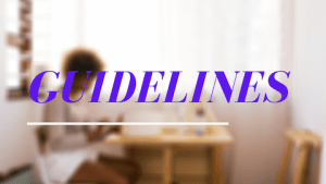 Guidelines cover 480