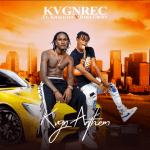 Kvgn Anthem - Kvgnrec featuring Khaleafa, Dara Croft