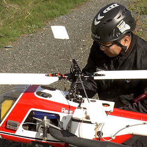 """DACAPO records VO for """"The Professionals: Ukegawa Hiroichi, Drone Pilot"""", a Japanese documentary"""