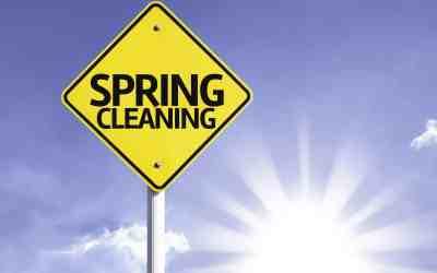 Spring Cleaning – Club Tasks