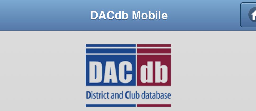 DACdb Mobile