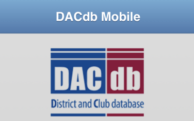 DACdb Mobile