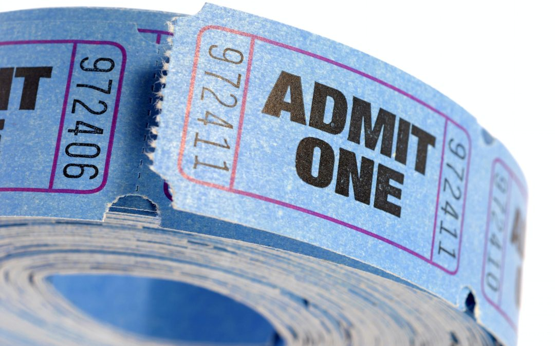 Registration & Tickets- It Can be Done on DACdb