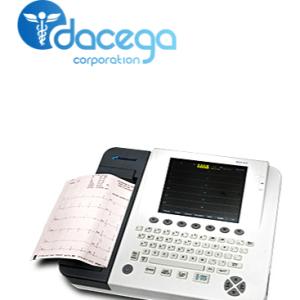 ELECTROCARDIOGRAFO DE 12 CANALES - ECG 12C