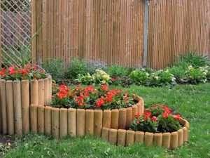 Как сделать садовые клумбы своими руками из подручных