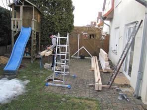 Baustelleneinrichtung