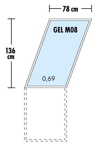 velux gel m08 veb m35 3065 dachbalkon
