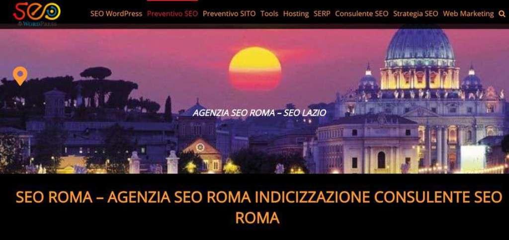 SEO Roma