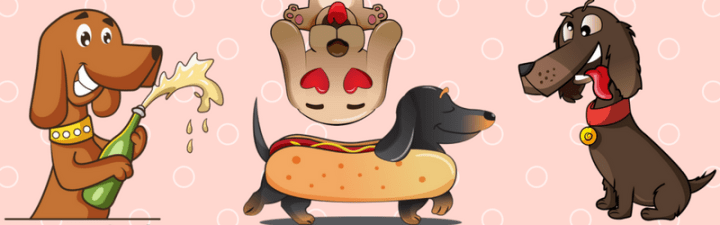 Dachshund Emojis Now Exist For Your Apple Devices!