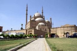 旧カイロ地区モハメッドアリ大聖堂