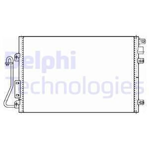 Condensor, airconditioning TSP0225635