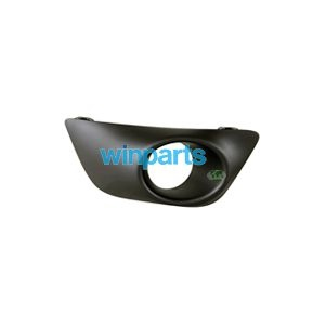 Ventilatiegrille, bumper 7230361