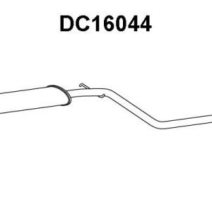 Voordemper DC16044