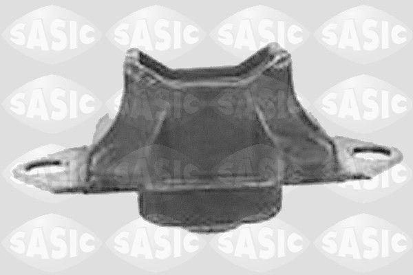 Aslichaam-/motorsteunlager