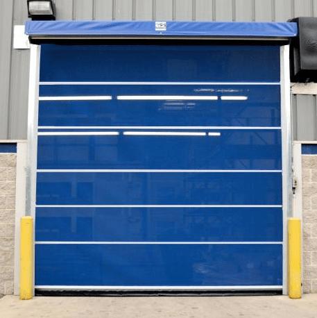 Motorized Mesh Overhead Roll Up Doors Industrial Doors DACO