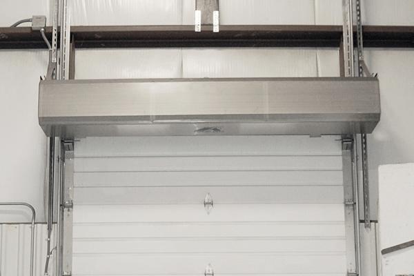 air curtains air doors commercial