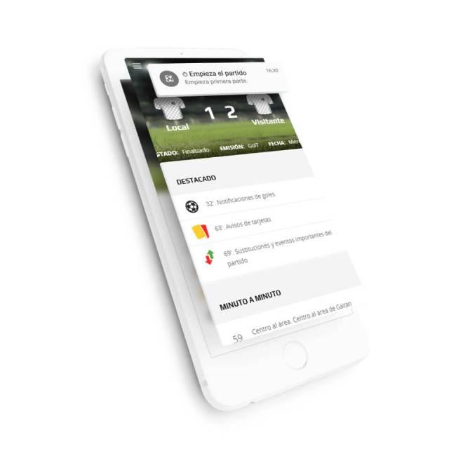 FutbolApps - Desarrollo de aplicaciones para iOS y Android