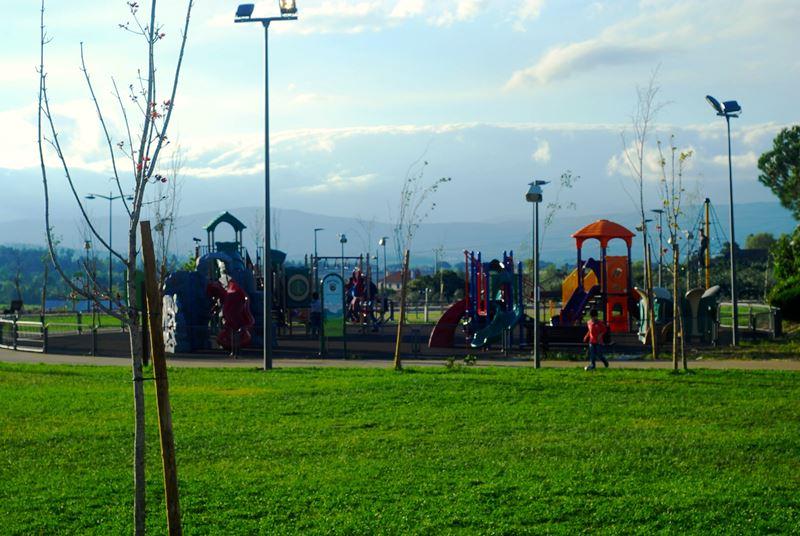 o parque