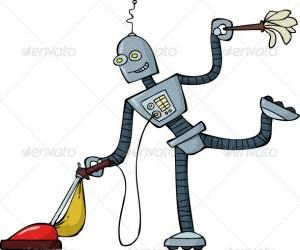 eu quero um robot assim