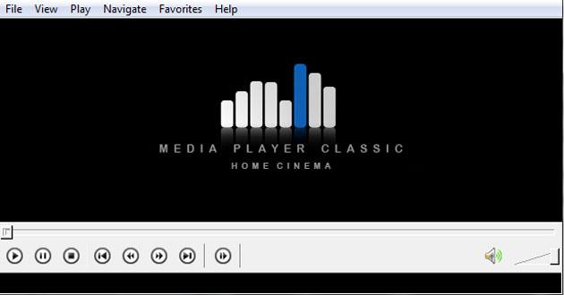 برنامج تشغيل الوسائط Media Player Classic K-Lite Codec
