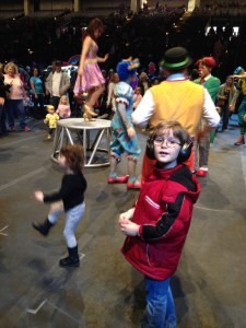 Monster at the Circus