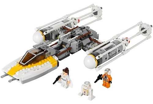 Gold Leader Y-Wing.