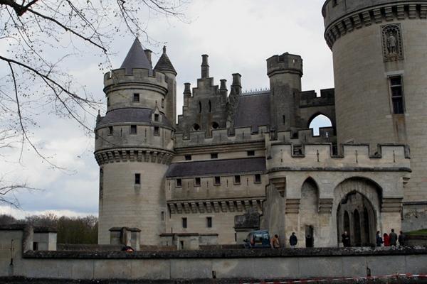 Chateau Pierrefond