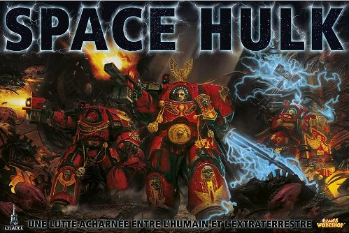 Space Hulk bow cover