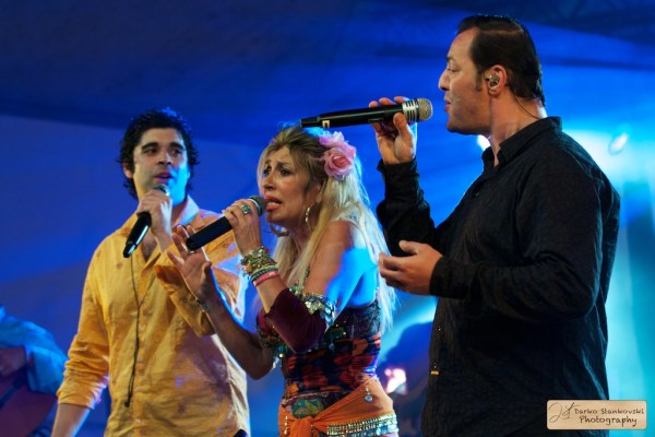 Gael Garcia, Anouchka, Abdel Ouab Seba