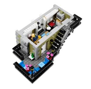 LEGO 10243 etage