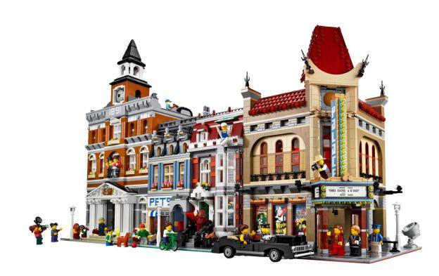 LEGO Creator Expert Rue
