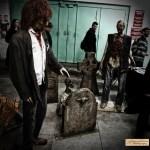 Salon Fantastique décor Zombies