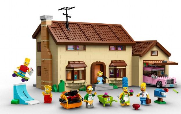 lego 71006  eterieur