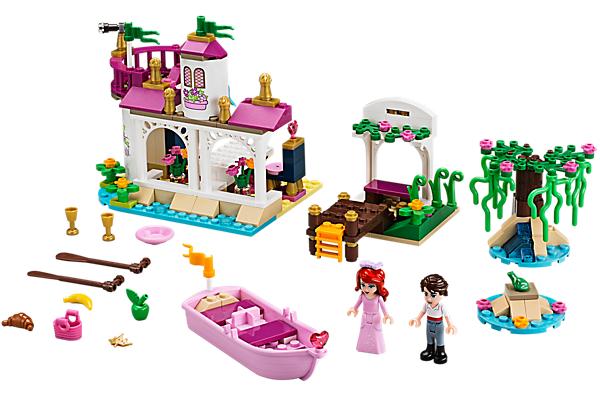 LEGO 41052 Ariel et Prince Eric