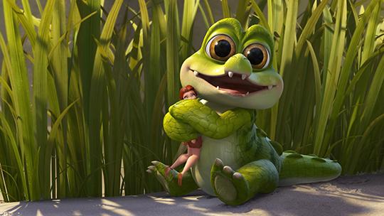 Rosetta et Croc (Disney)