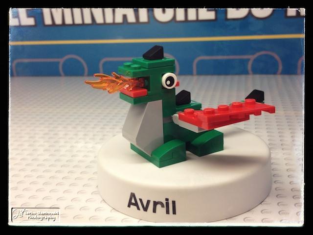 lego 40098 Dragon