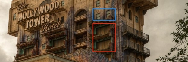 Details Tower of Terror