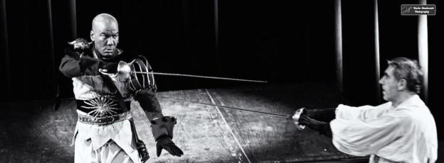 Othello Duel noir et blanc