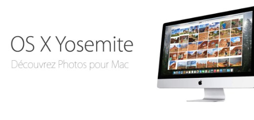 Apple Photos disponible AppStore