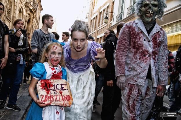 Quand Alice chez les Zombies se fait plus d'amis que chez la Reine de Cœur... (D.Stankovski)